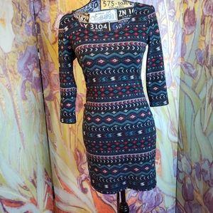 Wetseal sweater dress size small